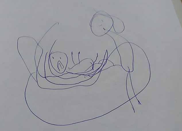 رسومات طفلة تكشف تورط كاهن بممارسة الجنس عليها